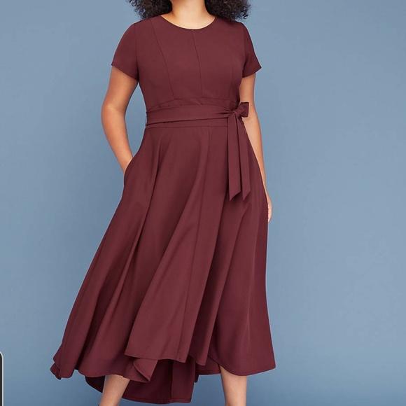 ddd866dad3e NWT Lane Bryant Lena Dress
